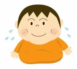肥満の危険信号