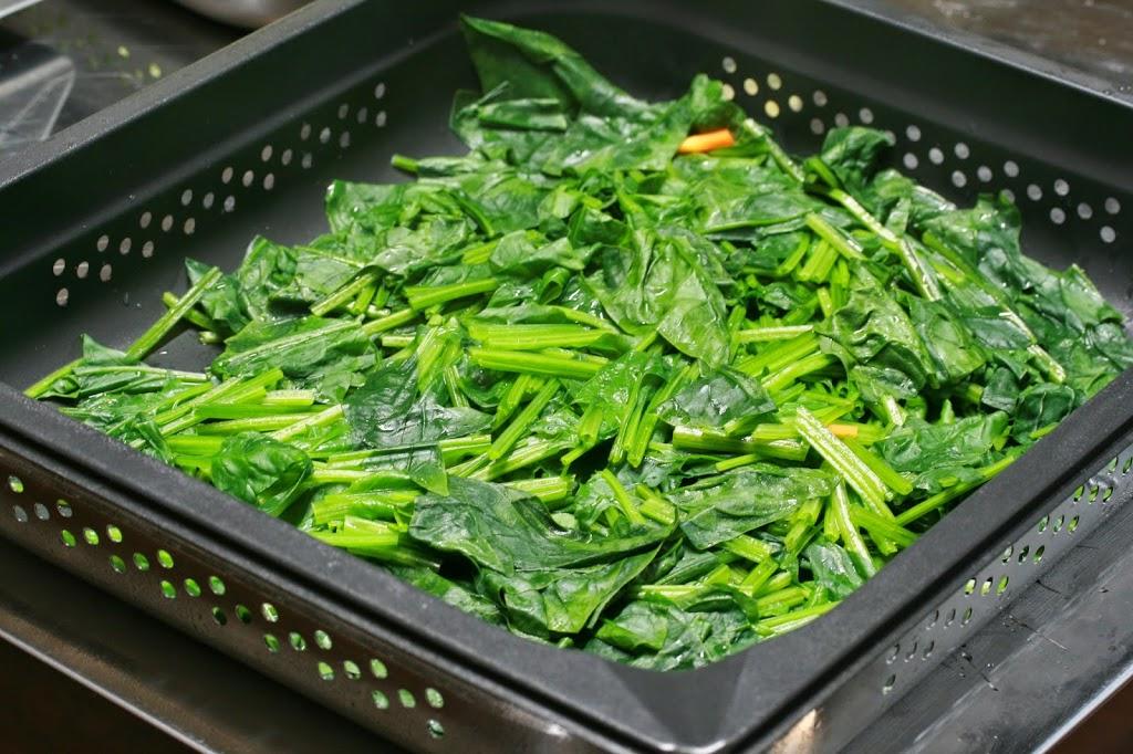 野菜の急速冷蔵