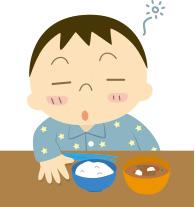 朝食の欠食の原因