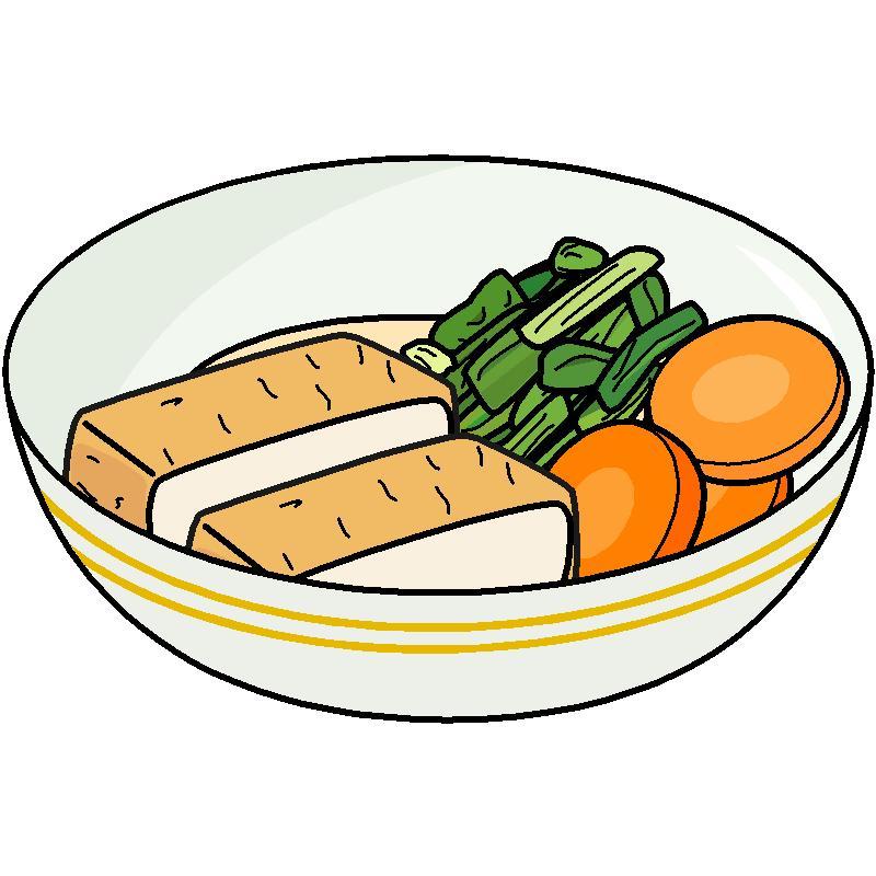 生揚げの煮物 「わんぱくランチ」は栄養計算ソフトの最高峰!保育園専用の給食管理が行えま...